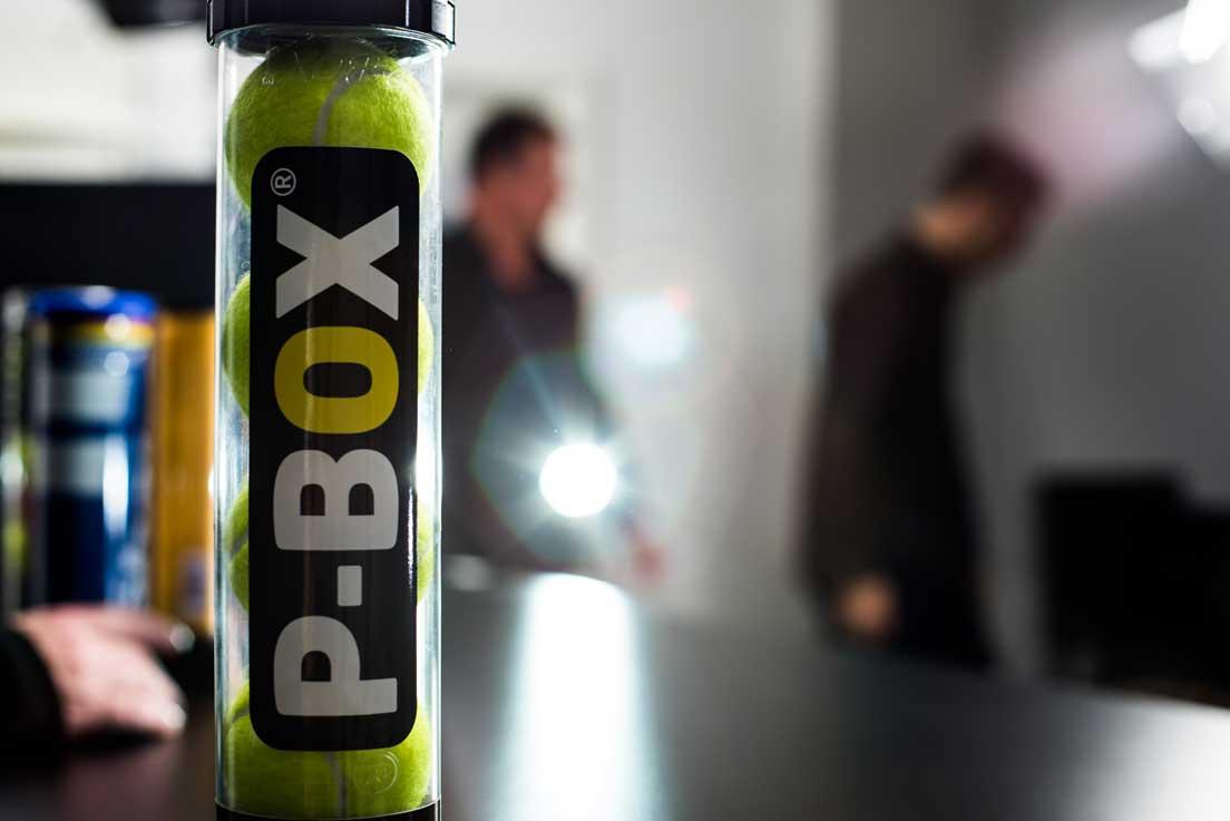 P-BOX-TV-Spot mit HMK | BERLIN